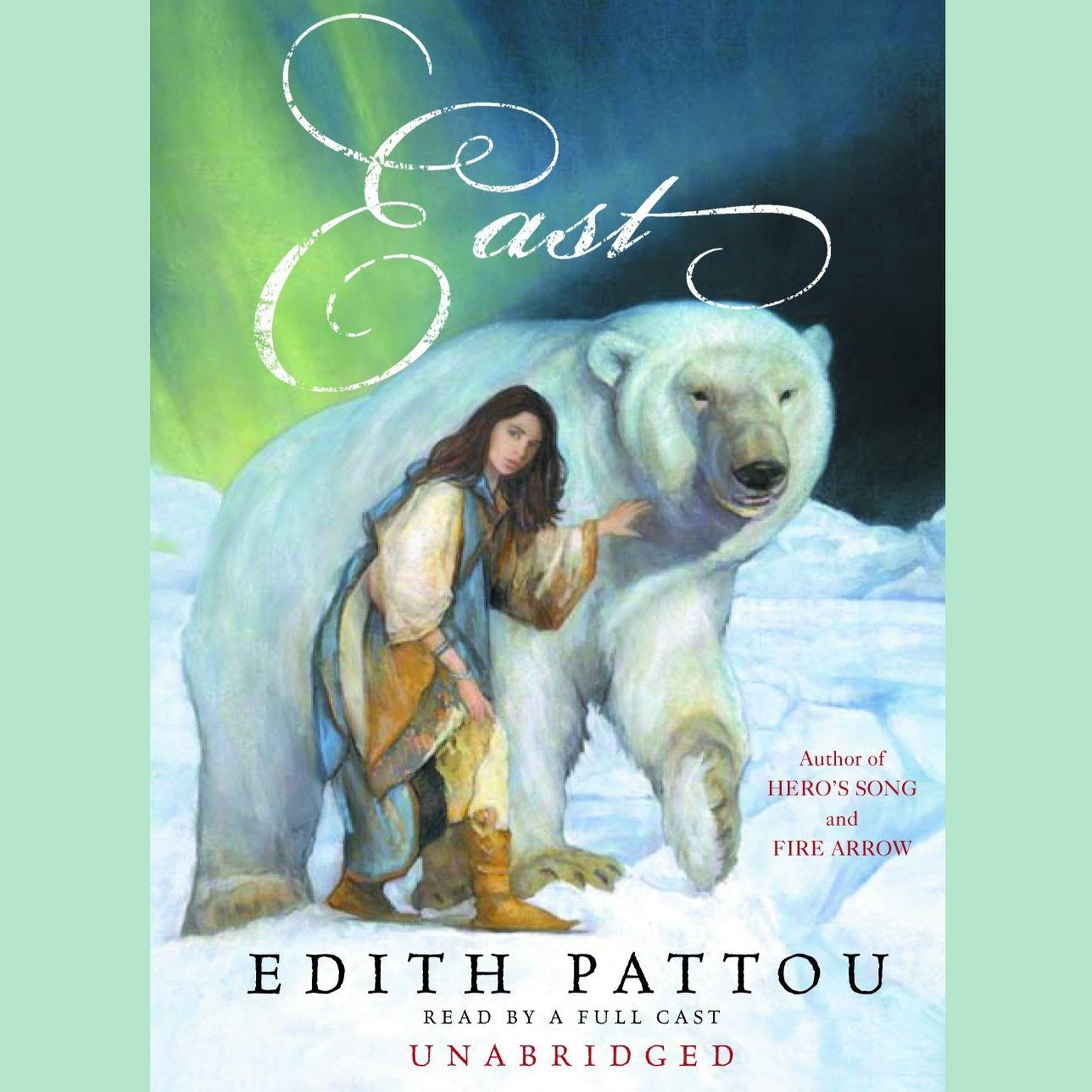 Printable East Audiobook Cover Art