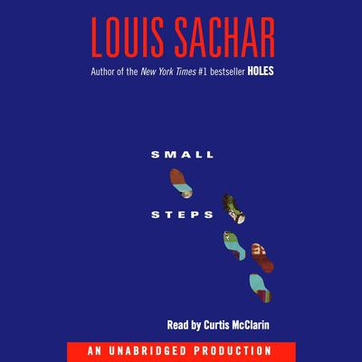 Small Steps Audiobook, by Louis Sachar
