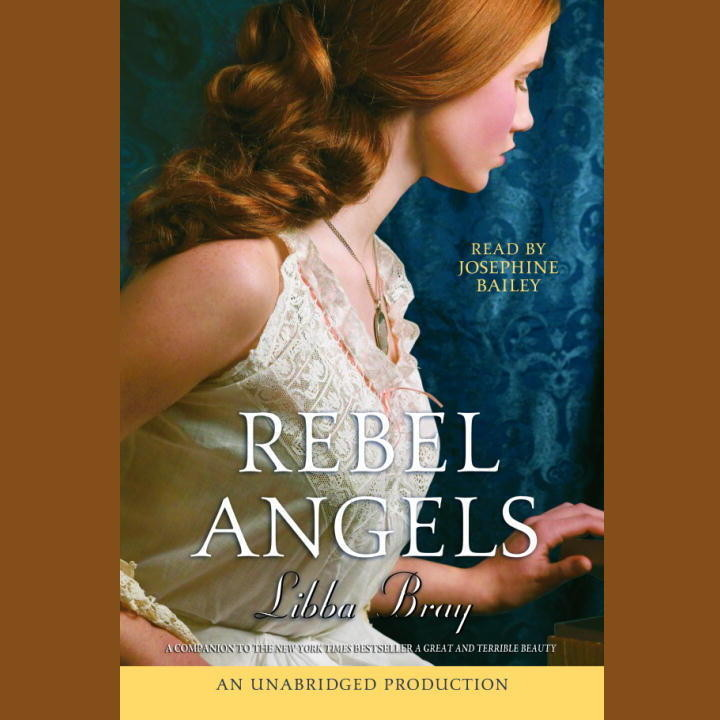 Printable Rebel Angels (Part A) Audiobook Cover Art
