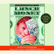 Lunch Money, by Andrew Clements