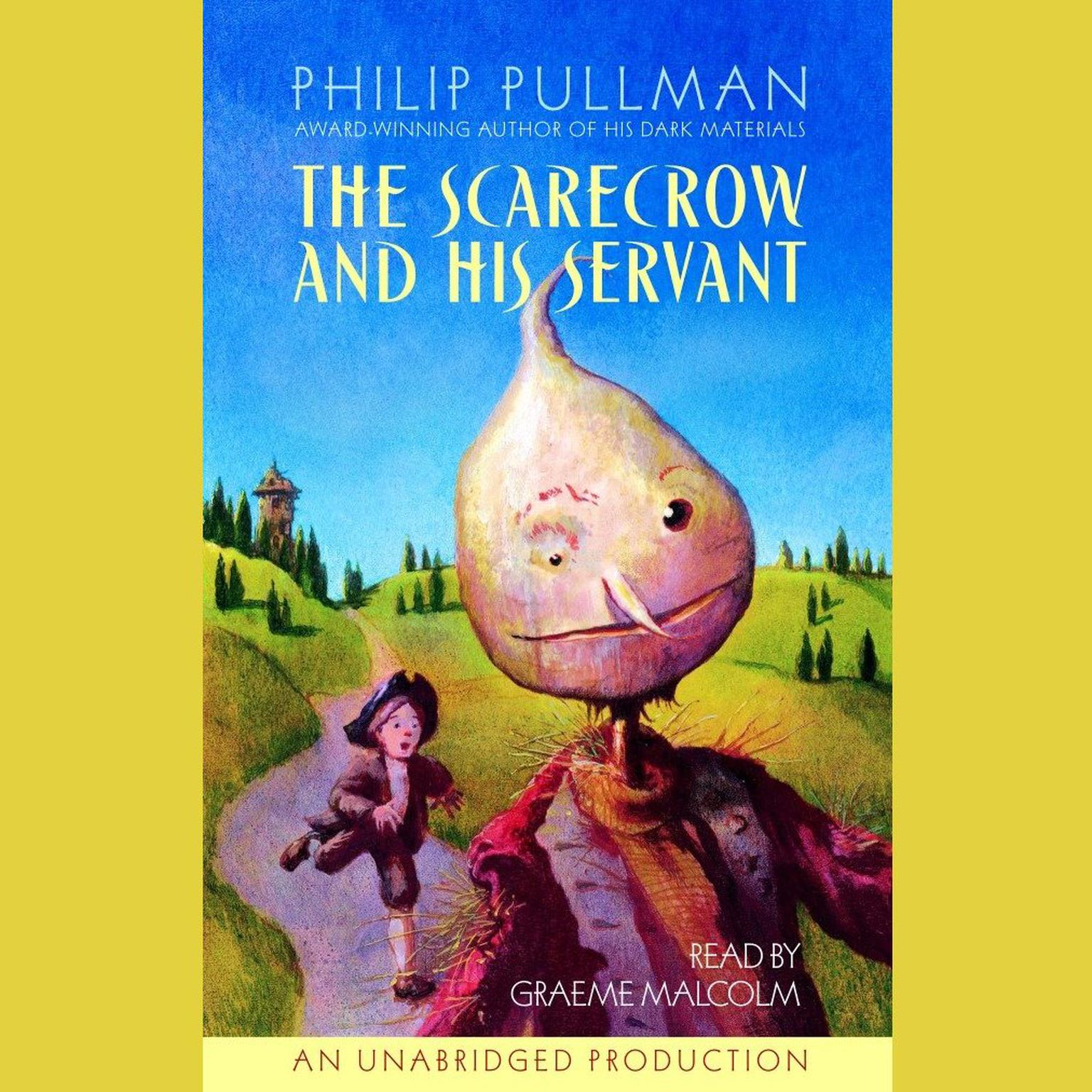 Printable The Scarecrow and His Servant Audiobook Cover Art