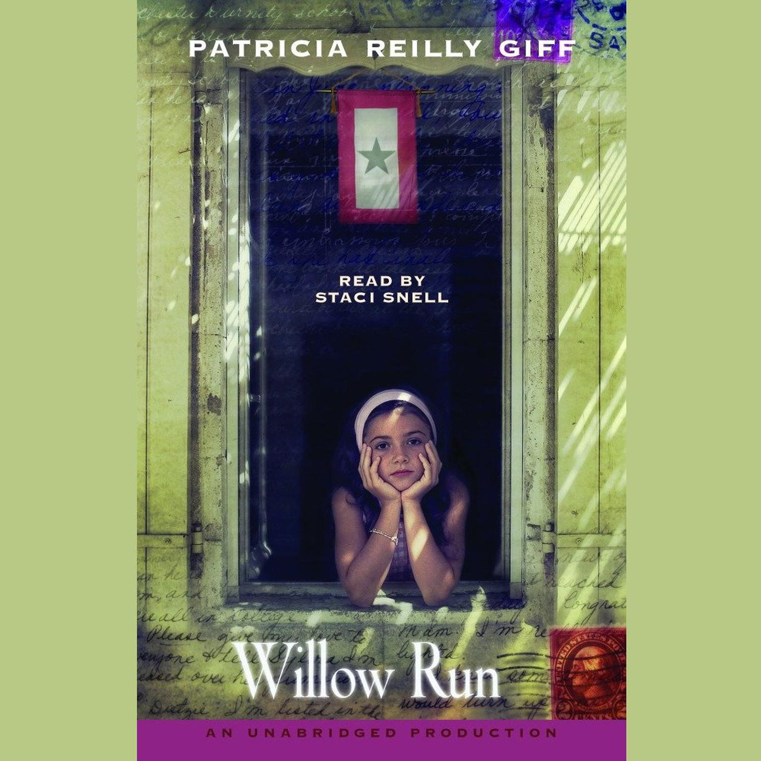 Printable Willow Run Audiobook Cover Art