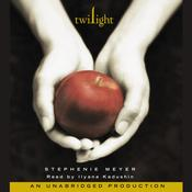 Twilight Audiobook, by Stephenie Meyer
