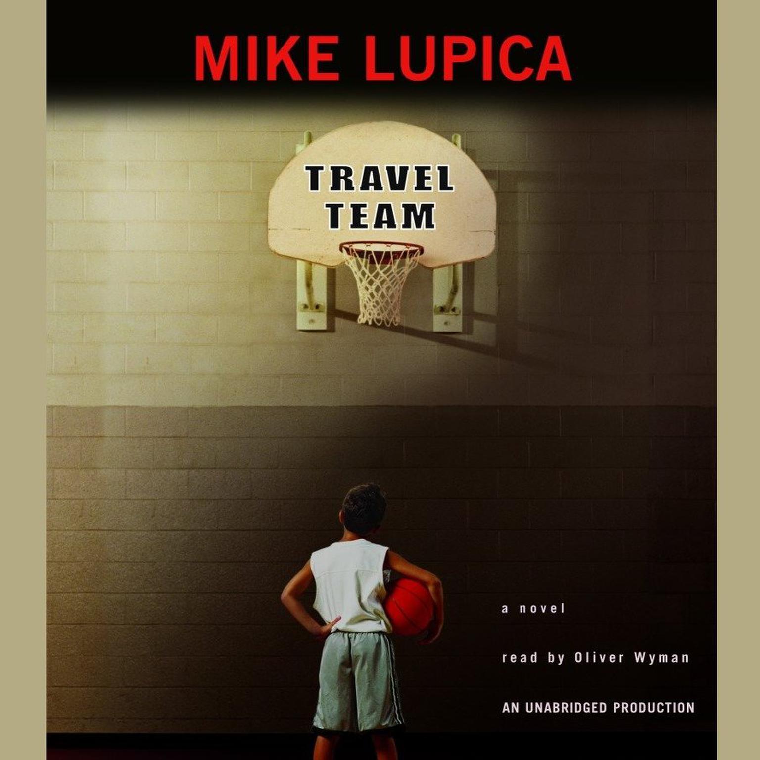 Printable Travel Team Audiobook Cover Art