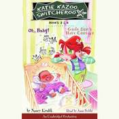 Katie Kazoo, Switcheroo: Books 3 & 4, by Nancy Krulik