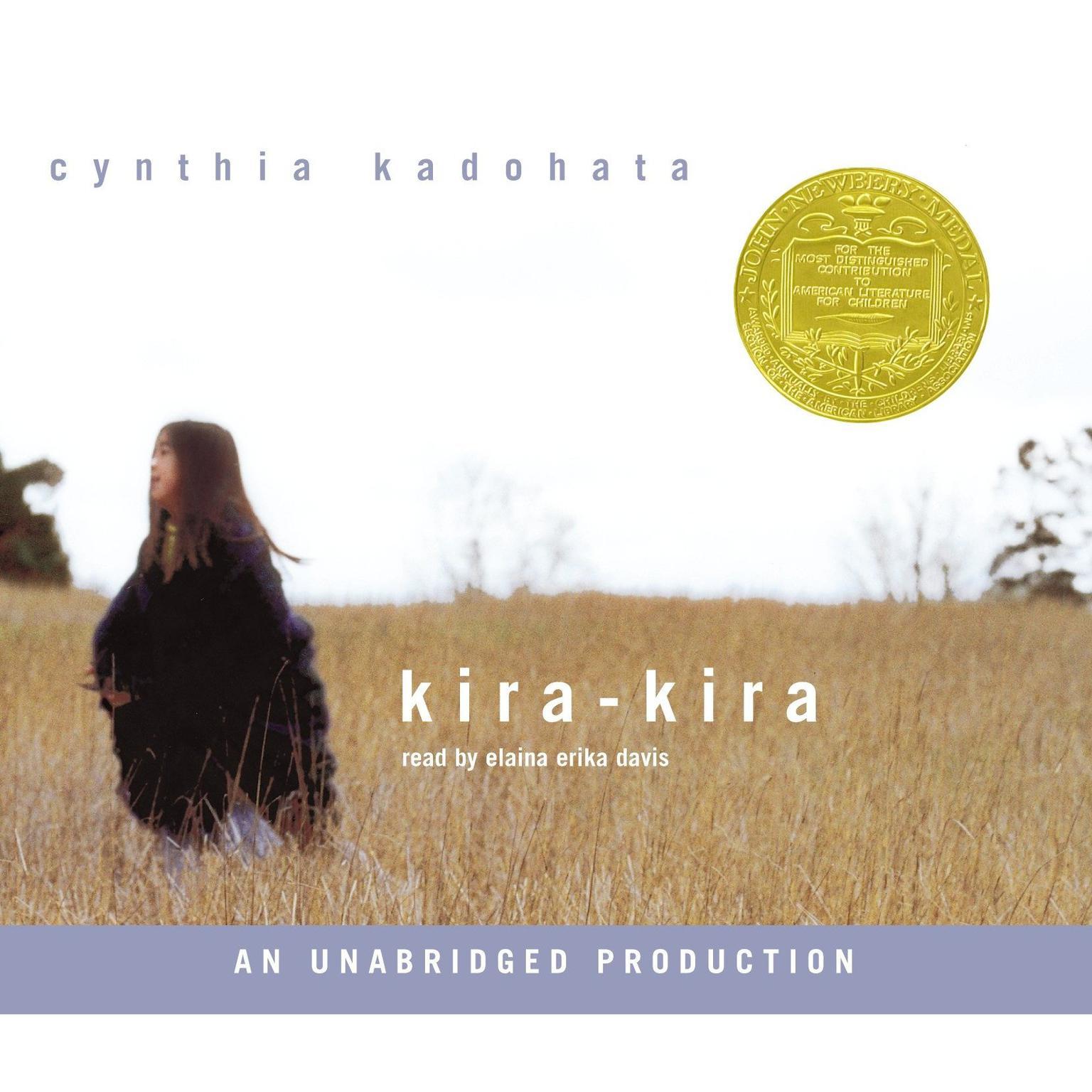 Printable Kira - Kira Audiobook Cover Art