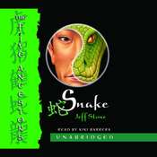 The Five Ancestors Book 3: Snake Audiobook, by Jeff Stone