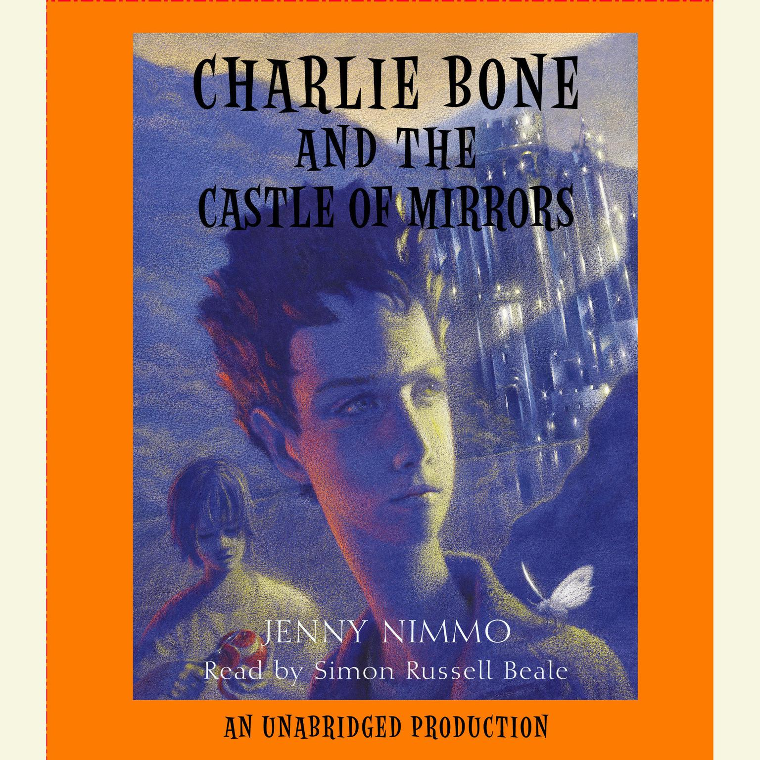 Printable Charlie Bone and the Castle of Mirrors Audiobook Cover Art
