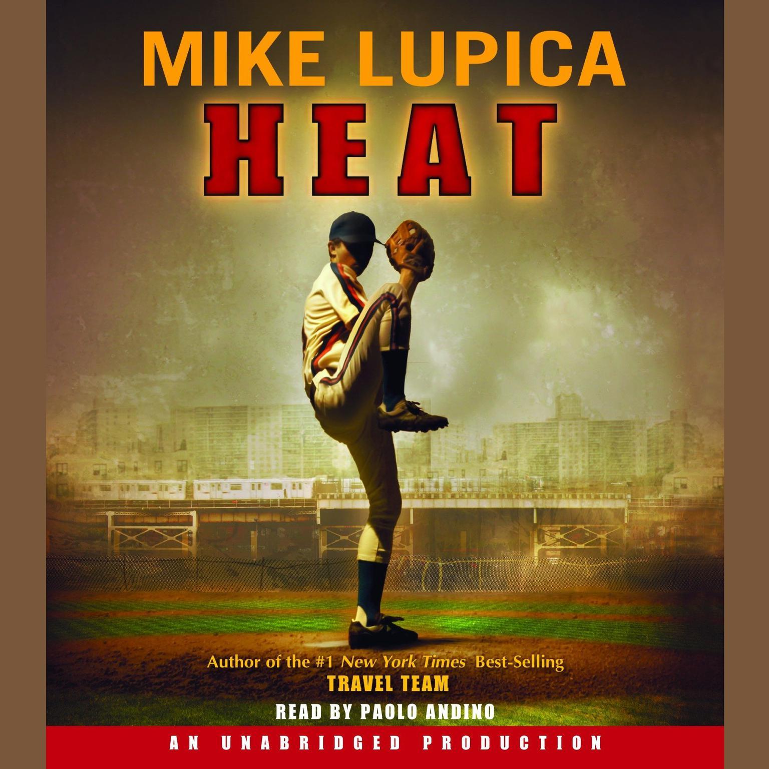 Printable Heat Audiobook Cover Art