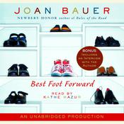 Best Foot Forward Audiobook, by Joan Bauer