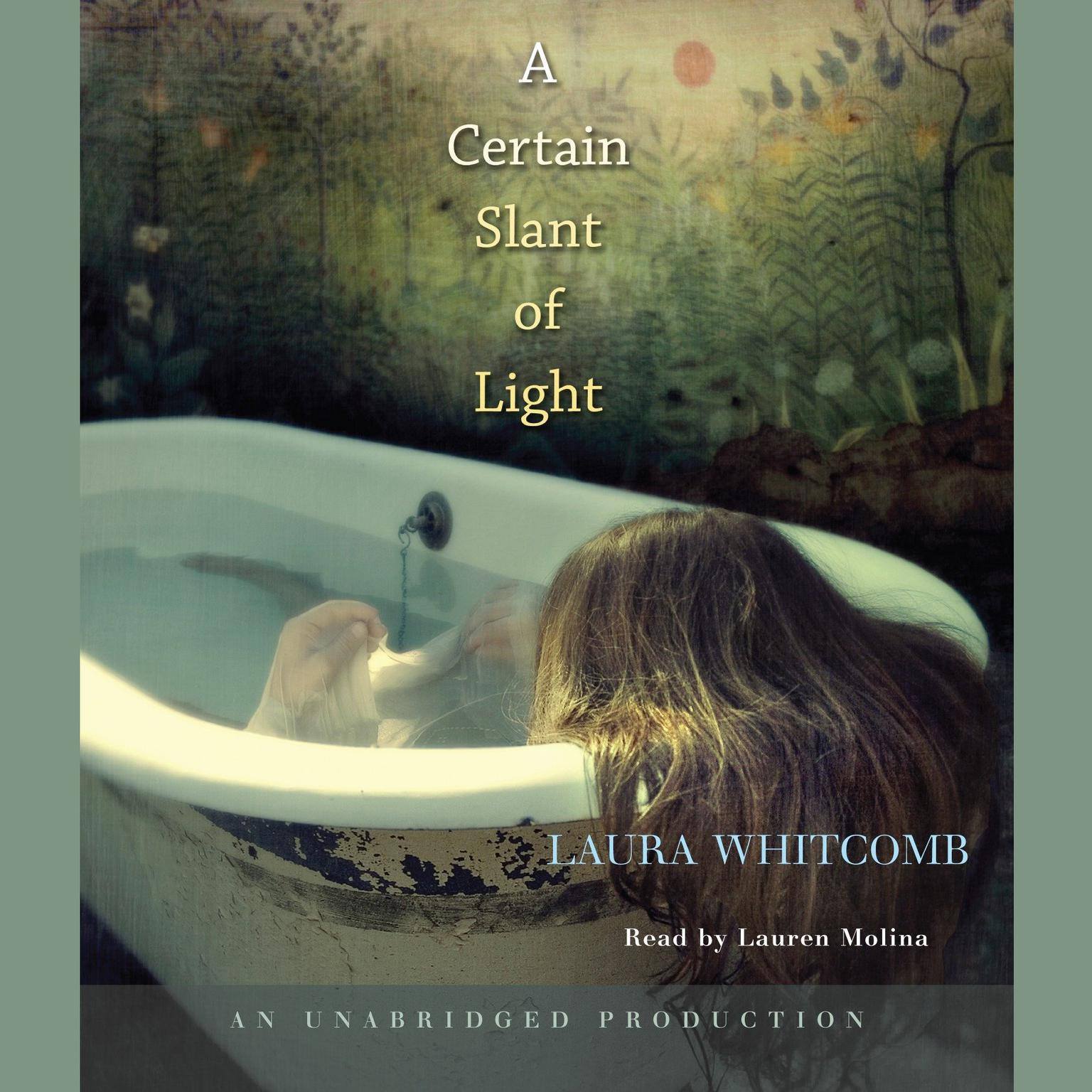 Printable A Certain Slant of Light Audiobook Cover Art