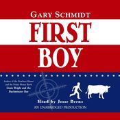 First Boy Audiobook, by Gary D. Schmidt