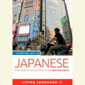 Starting Out in Japanese, by Living Language