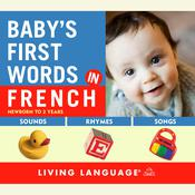 Babys First Words in French, by Erika Levy, Erika Levy