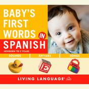 Babys First Words in Spanish Audiobook, by Erika Levy