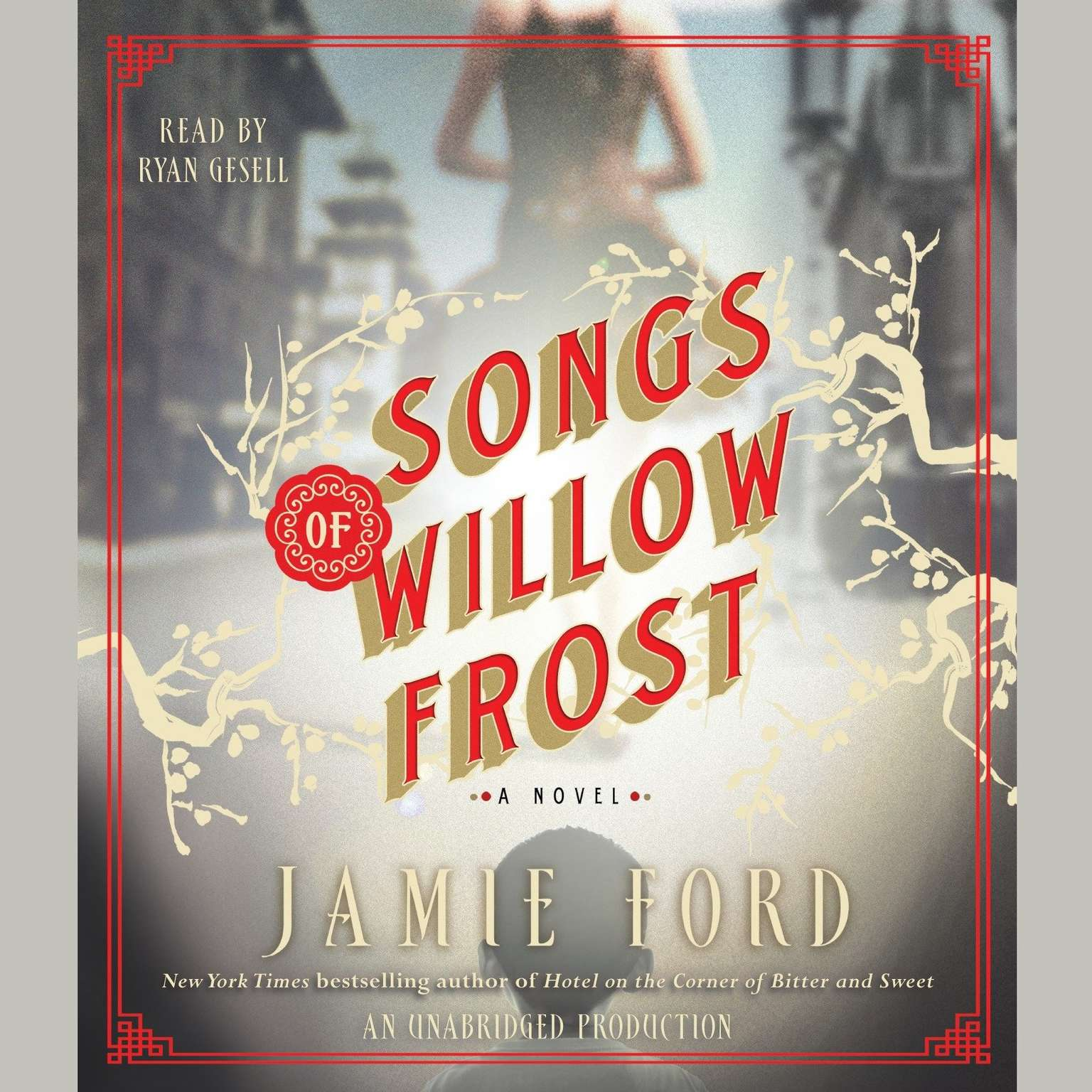 Printable Songs of Willow Frost: A Novel Audiobook Cover Art
