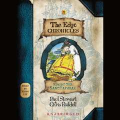 Edge Chronicles 3: Midnight Over Sanctaphrax Audiobook, by Chris Riddell, Paul Stewart