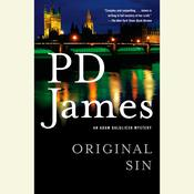 Original Sin Audiobook, by P. D. James