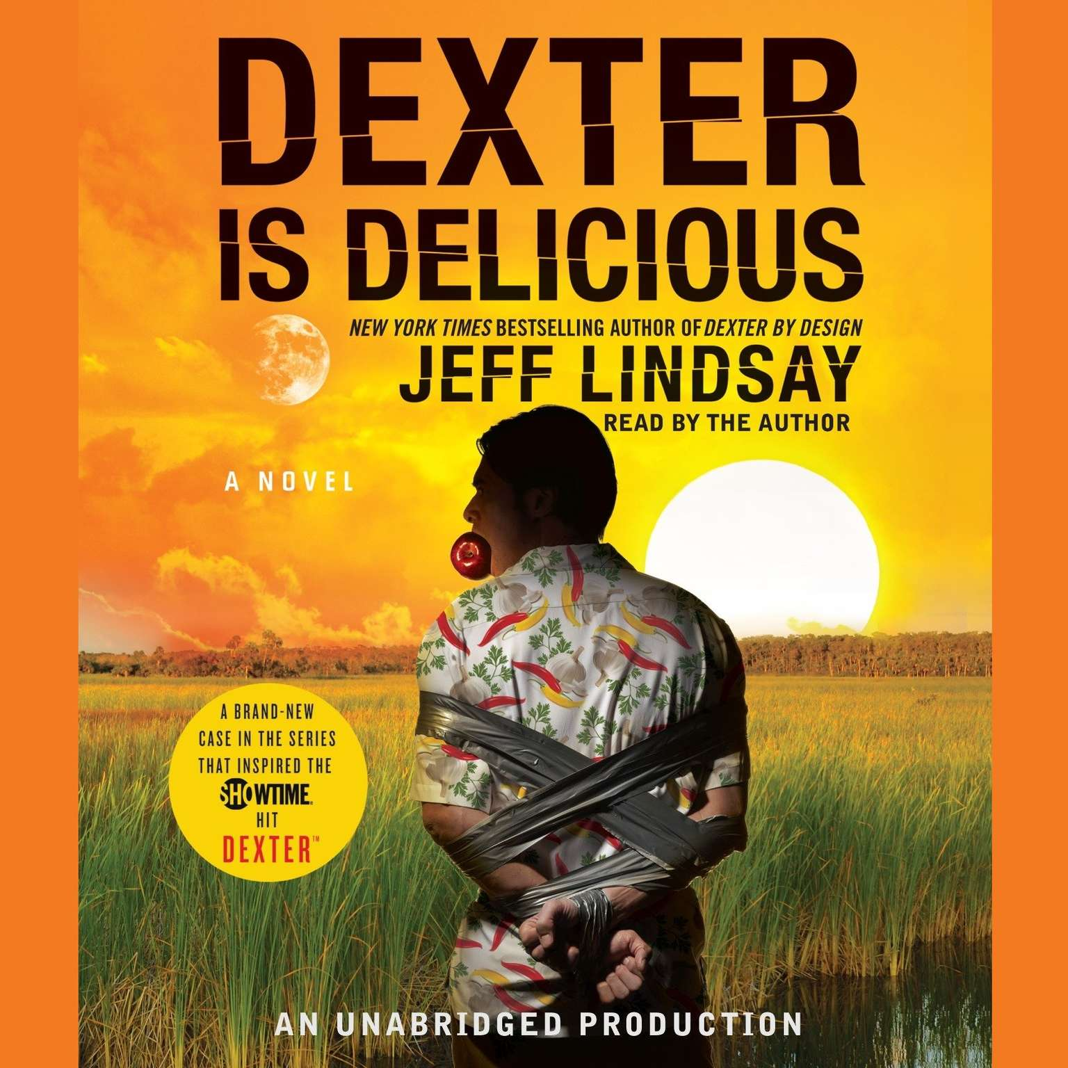 Printable Dexter Is Delicious Audiobook Cover Art