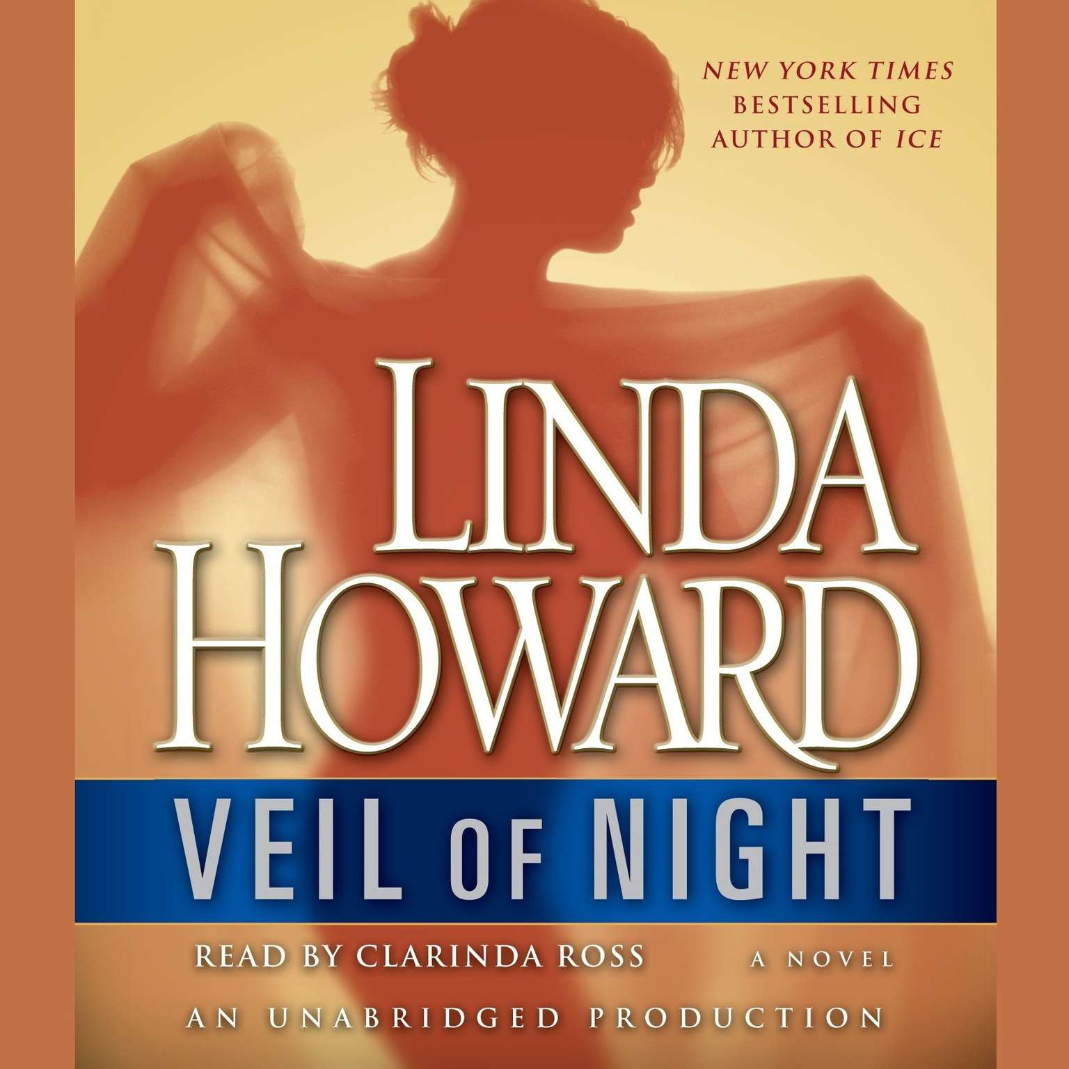 Printable Veil of Night: A Novel Audiobook Cover Art