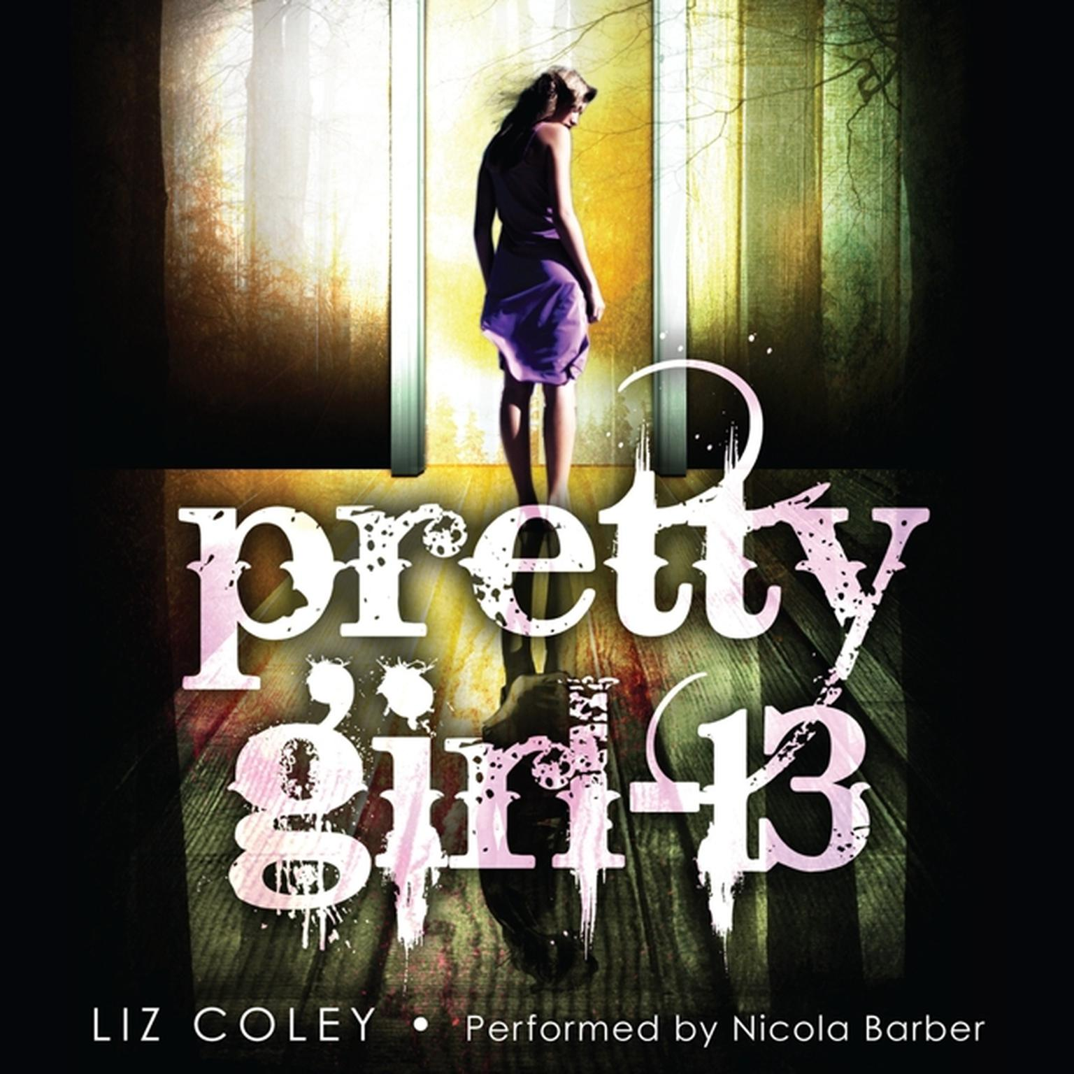 Printable Pretty Girl-13 Audiobook Cover Art