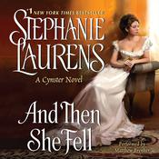 And Then She Fell Audiobook, by Stephanie Laurens
