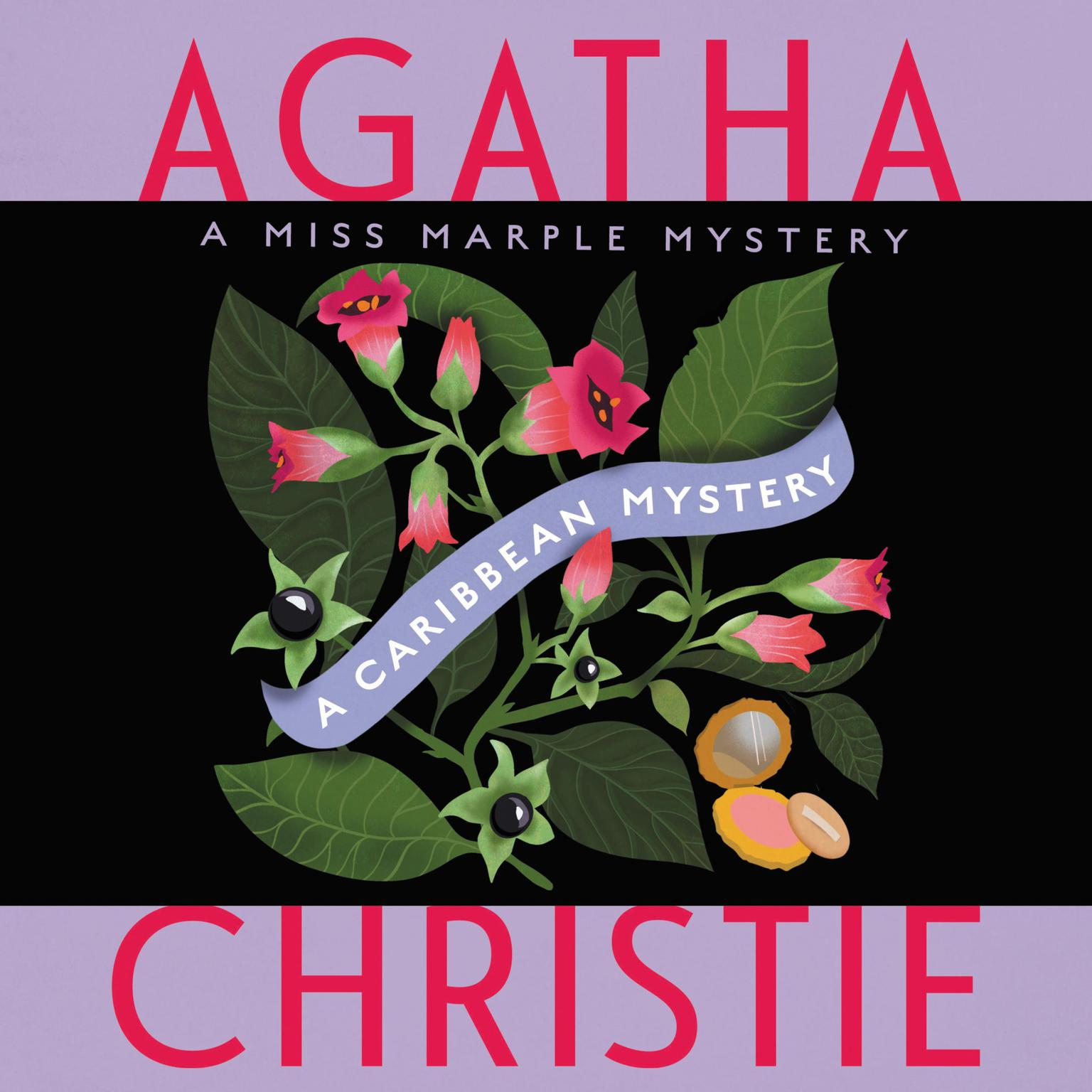 Printable A Caribbean Mystery: A Miss Marple Mystery Audiobook Cover Art