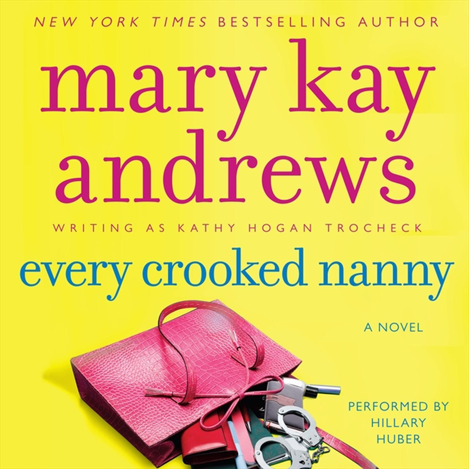 Printable Every Crooked Nanny Audiobook Cover Art