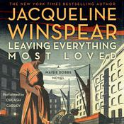 Leaving Everything Most Loved, by Jacqueline Winspear