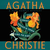 The Mirror Crack'd from Side to Side: A Miss Marple Mystery Audiobook, by Agatha Christie