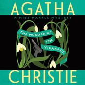 The Murder at the Vicarage: A Miss Marple Mystery, by Agatha Christie