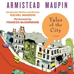 Tales of the City Audiobook, by Armistead Maupin
