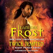 Twice Tempted Audiobook, by Jeaniene Frost
