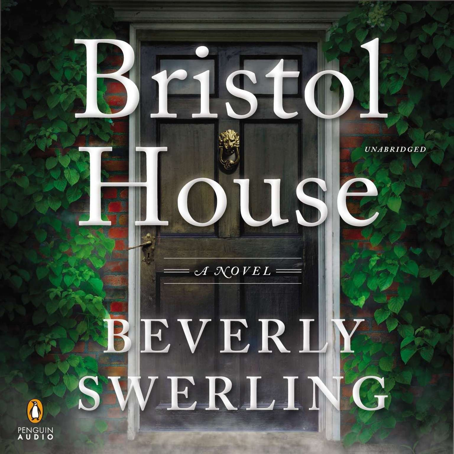 Printable Bristol House Audiobook Cover Art
