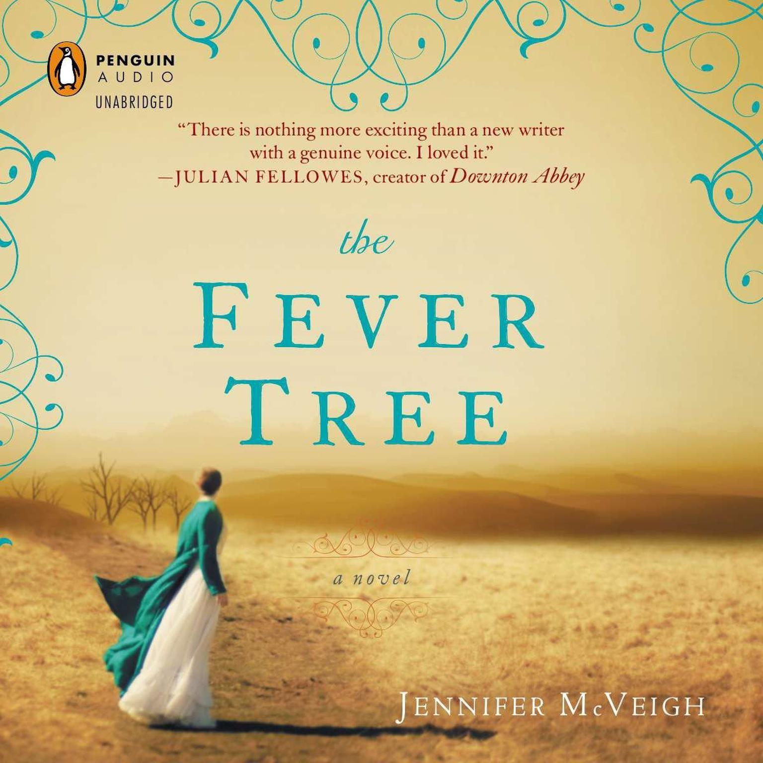 Printable The Fever Tree Audiobook Cover Art