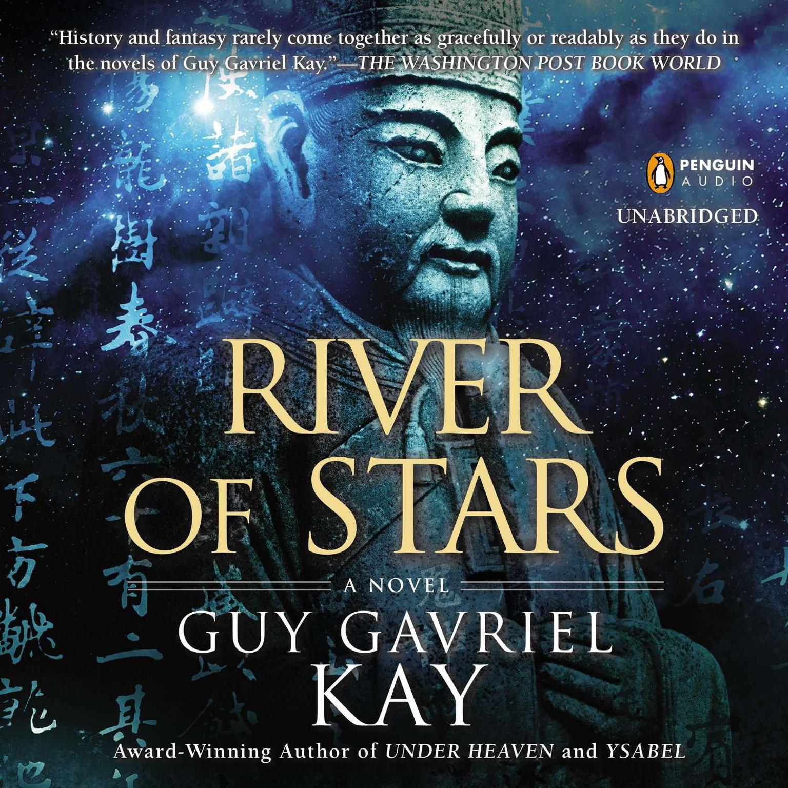 Printable River of Stars Audiobook Cover Art