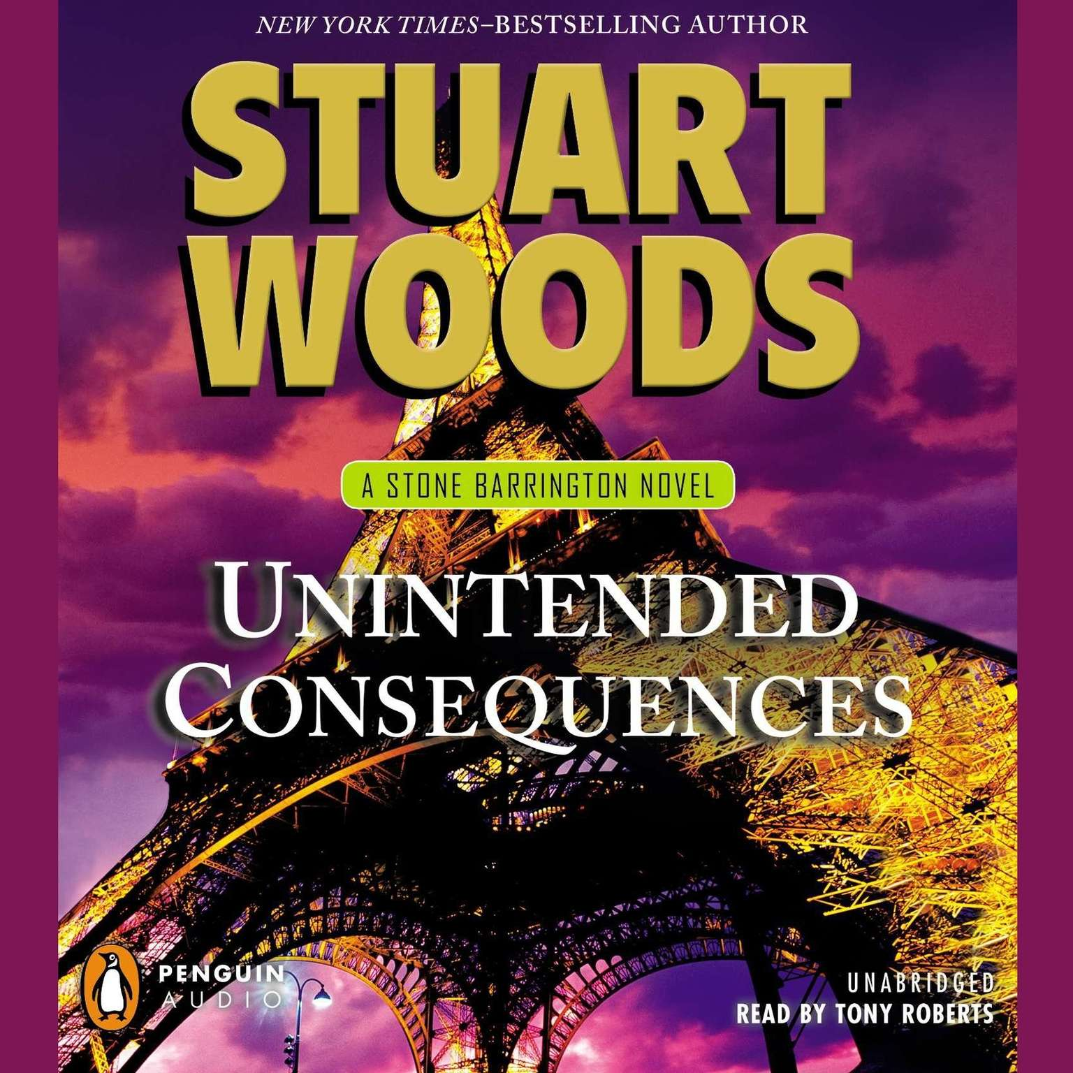 Printable Unintended Consequences Audiobook Cover Art