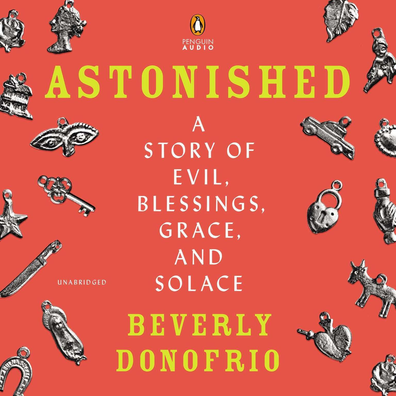 Printable Astonished: A Story of Evil, Blessings, Grace, and Solace Audiobook Cover Art