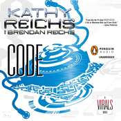 Code: A Virals Novel Audiobook, by Kathy Reichs, Brendan Reichs