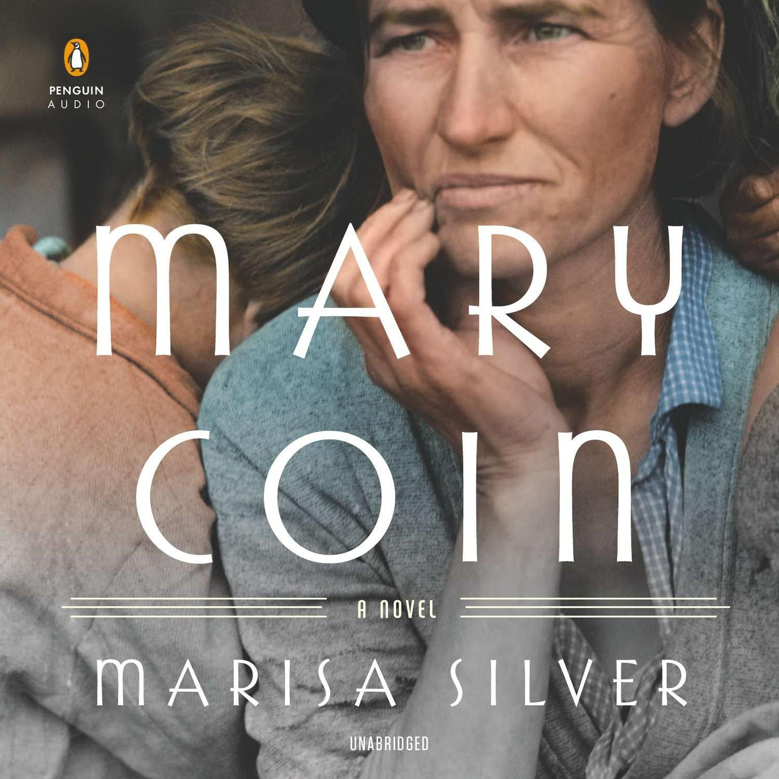 Printable Mary Coin Audiobook Cover Art