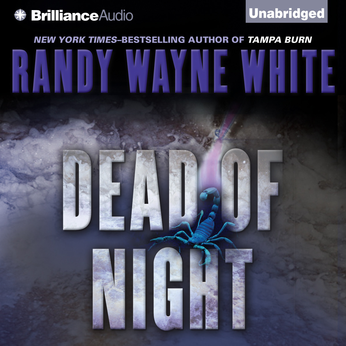 Printable Dead of Night Audiobook Cover Art