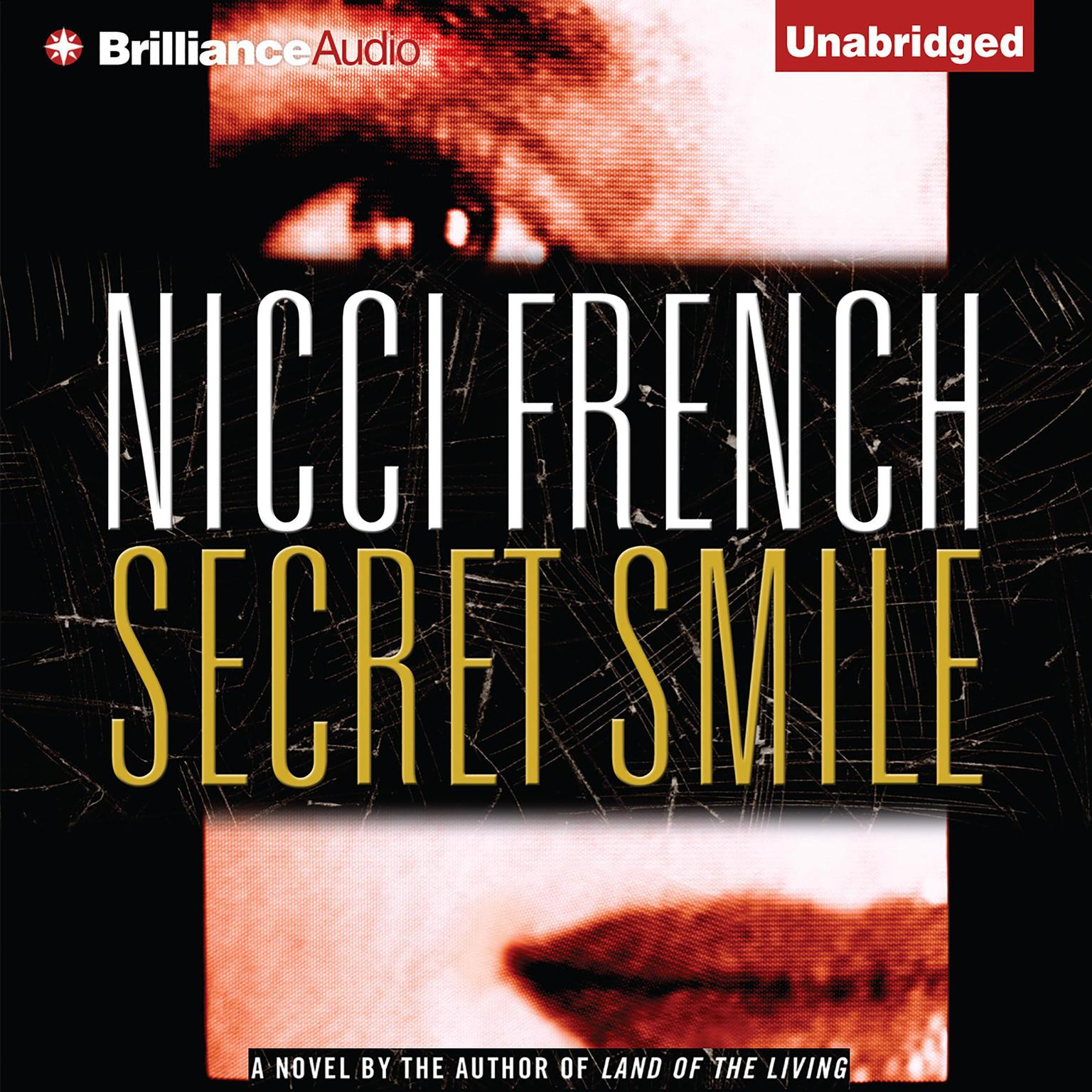 Printable Secret Smile Audiobook Cover Art