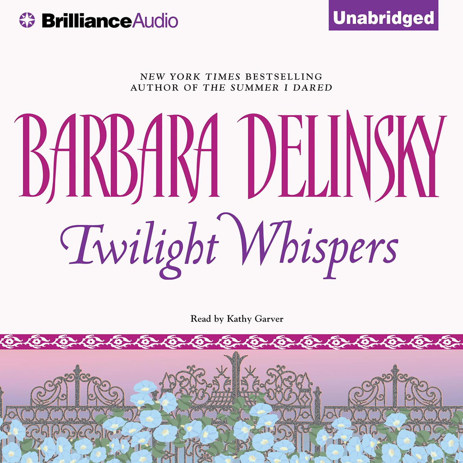 Printable Twilight Whispers Audiobook Cover Art