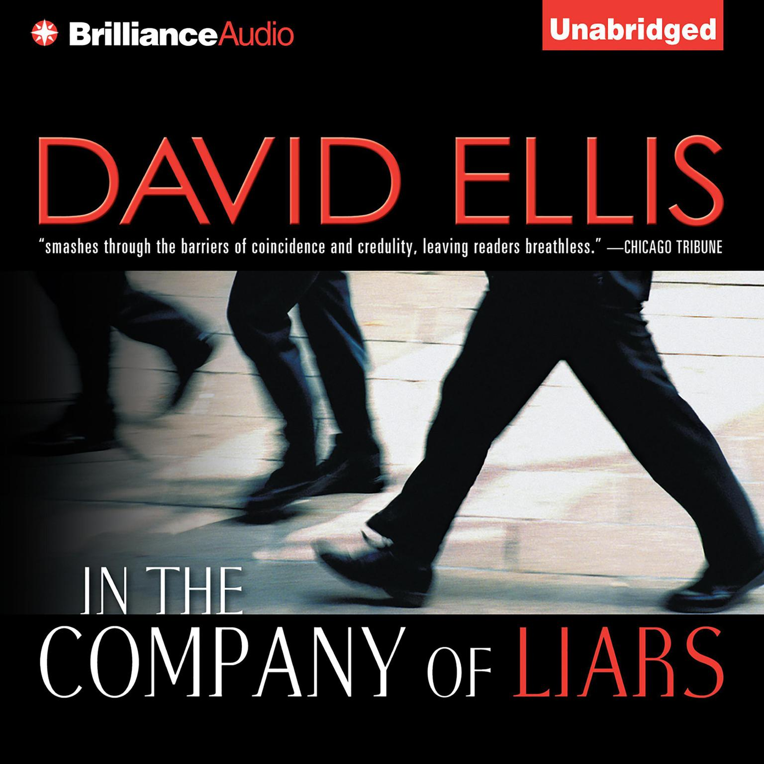 Printable In the Company of Liars Audiobook Cover Art
