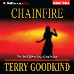 Chainfire Audiobook, by Terry Goodkind
