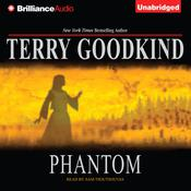 Phantom Audiobook, by Terry Goodkind