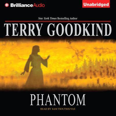 Phantom Audiobook, by
