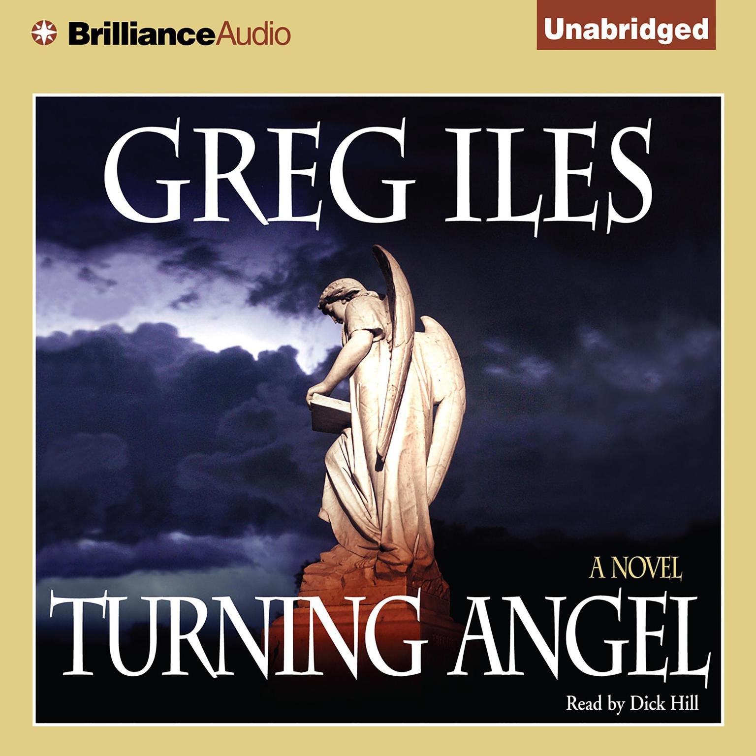 Printable Turning Angel Audiobook Cover Art