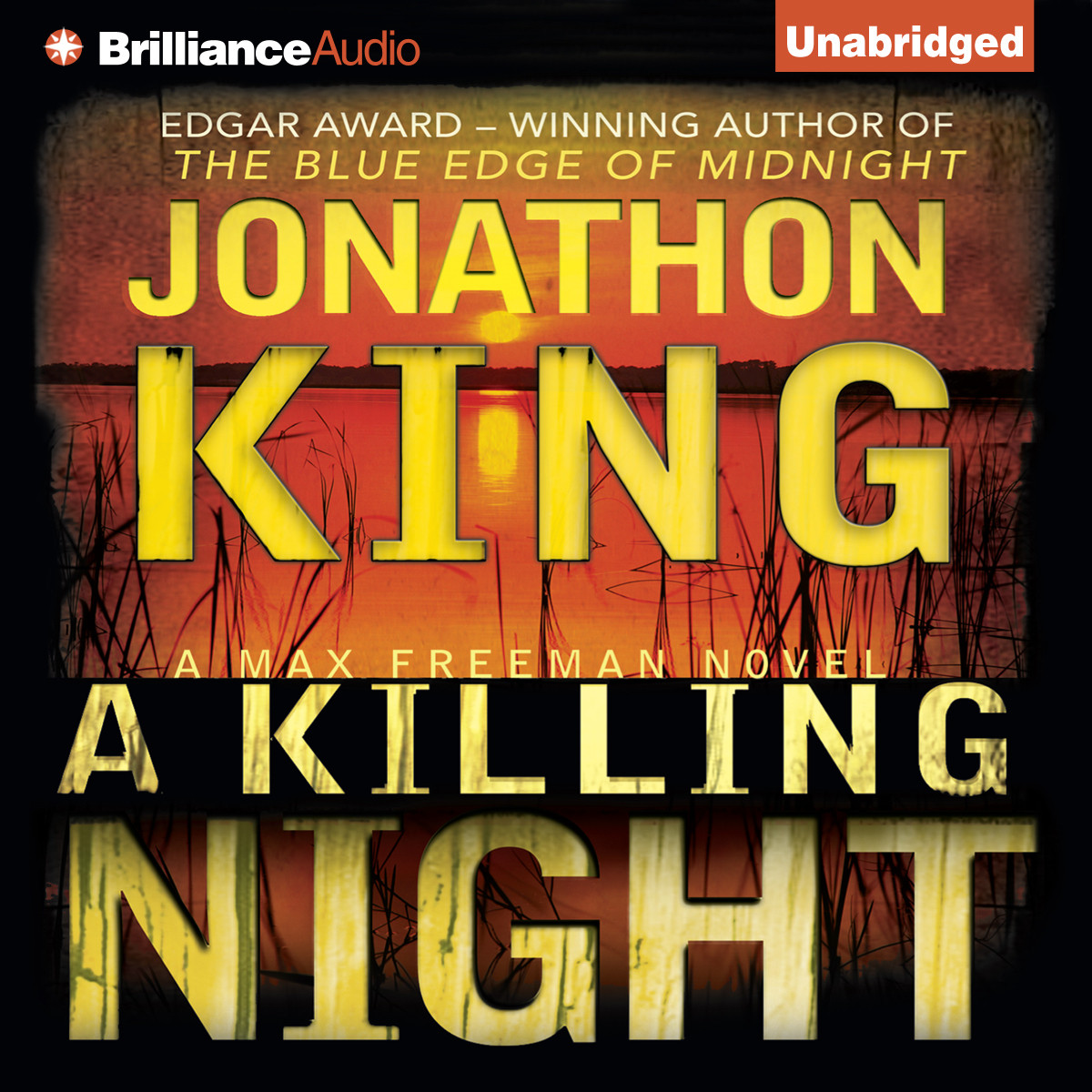 Printable A Killing Night Audiobook Cover Art