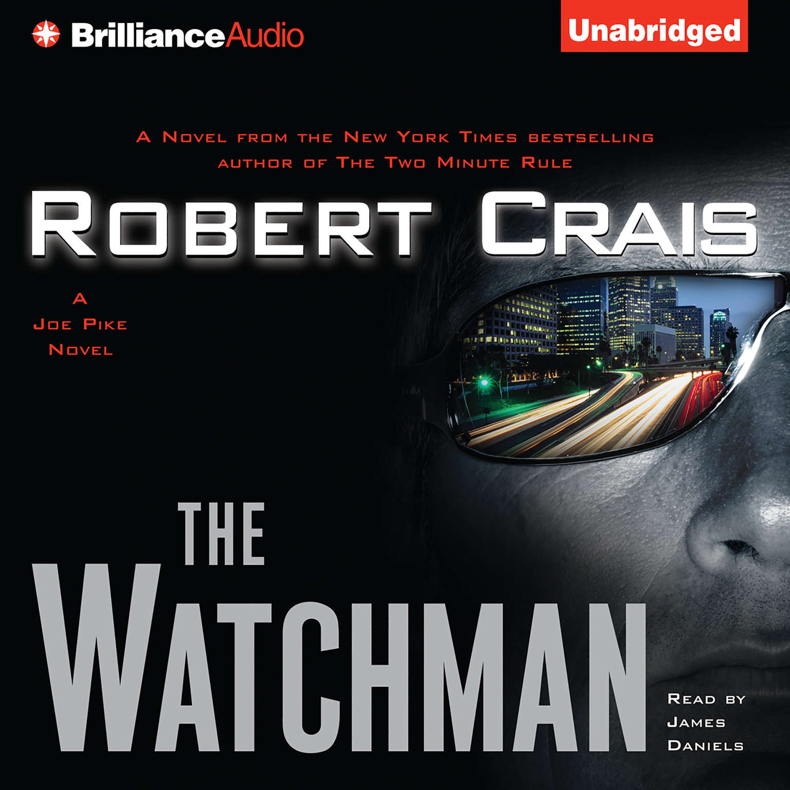 Printable The Watchman Audiobook Cover Art